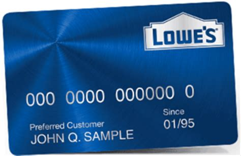 how to apply for lowe s credit card credit card