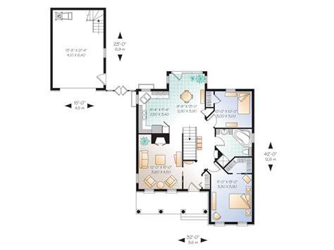 separate garage plans cottage house plans detached garage