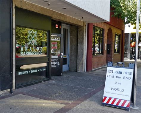 western wear eugene oregon get 15 haircuts until the end of the world in downtown eugene oregon
