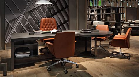 Furniture Careers by Poltrona Frau Office Desk With Oxford And Downtown