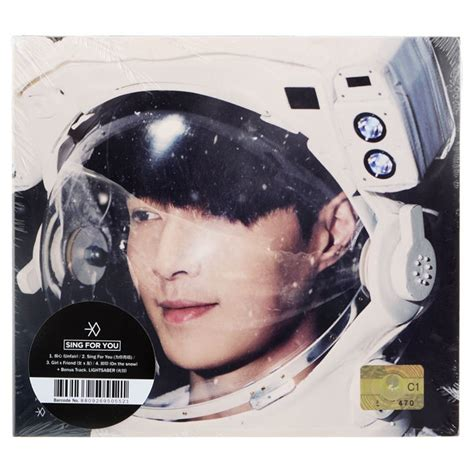 Skmei By Gallery Indonesia by Exo Winter Special Album Sing For You Korean Ver Random