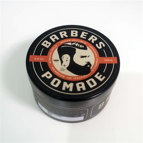 Pomade Smith Clayton Premium Hair Clay Free Sisir barbers pomade strong hold geekpomade