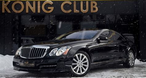 used maybach 57s xenatec coupe up for sale in russia