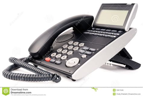 T 233 L 233 Phone Digital De Multi Bouton De Bureau Photo Libre De T L Phone De Bureau