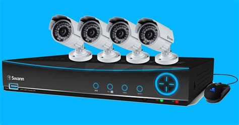 swann security system streams dvd quality to your phone