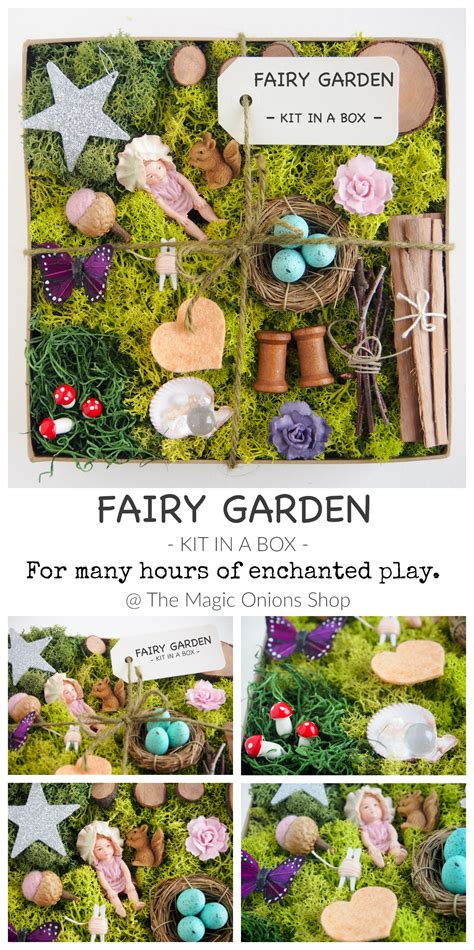 Flower Garden Kit New Garden Kits The Magic Onions