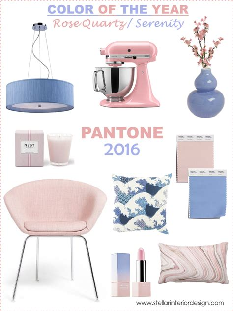 color of year pantone color of the year 2016 color trends for home