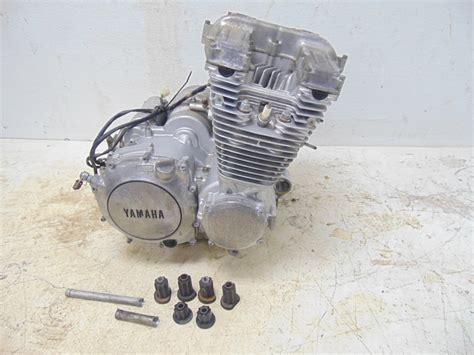yamaha maxim jx  engine complete motor ebay