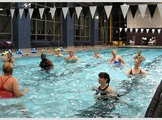 Adult Aquatic Fitness Classes   Anne Arundel County, MD Following Directions Activity For Adults