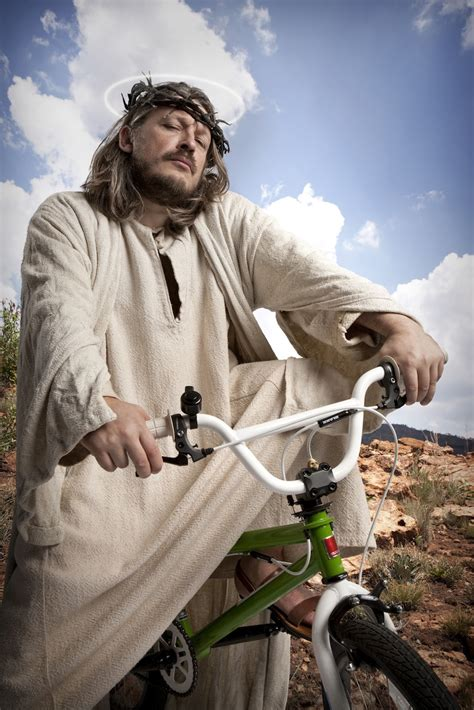 On A by On A Bike The Second Coming Richardherring