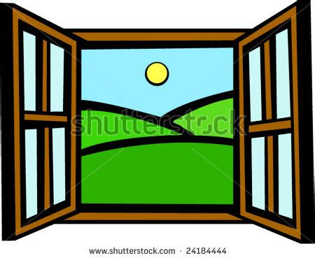 windows clipart open window clipart