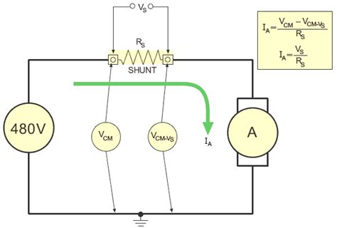 shunt resistor function what is the purpose of a shunt resistor used with an ammeter 28 images current measurement