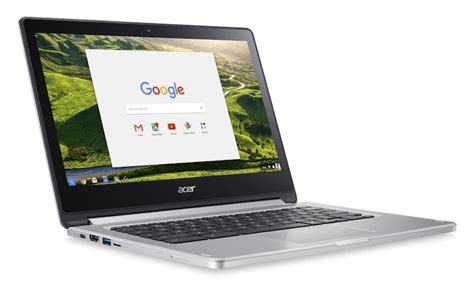 Laptop Acer R13 acer unwraps a 13 inch convertible chromebook r13 omg