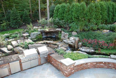 swimming pool landscaping ideas inground pools nj design