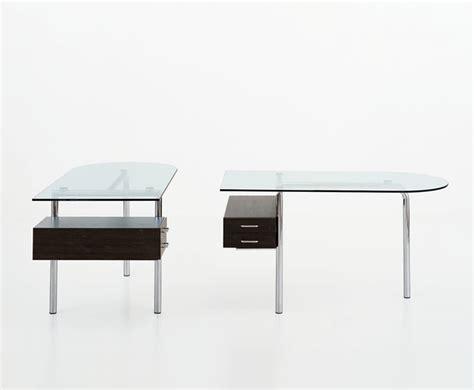 bureau design italien mirto de halifax bureau en verre et m 233 tal au design italien