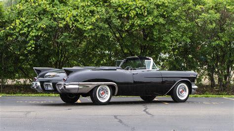 57 Cadillac Convertible by 1957 Cadillac Eldorado Biarritz Convertible S131