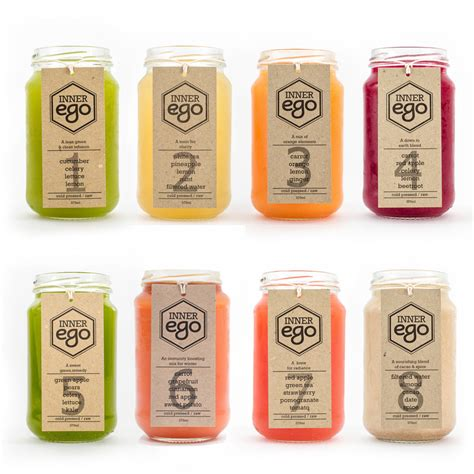 Revive Detox Pills by Revive Classic Cleanse Inner Ego Cold Press