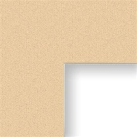 Mat Boards by White Matting Mat Board For Picture Frame With Pre Cut