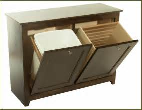Kitchen Trash Bin Cabinet by Tilt Out Trash Bin Cabinet Home Design Ideas