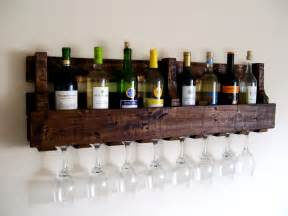 reclaimed wood wine rack wine bottle wine glass pallet wood