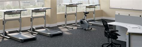 exercise equipment for desk jobs treadmill desks were made to help people with desk jobs