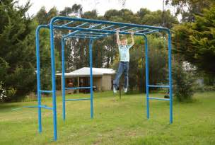 monkey bars playground equipment from cubbykraft