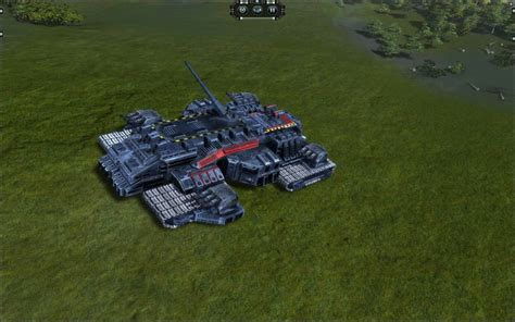 supreme commander mod experimental mobile weapons platform 1 0 at supreme