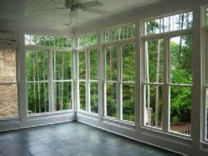 Sun Porch Windows Sun Room Windows Atlanta