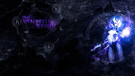 dota 2 wallpaper vengeful spirit the vengeful spirit dota2 wallpaper by ekzan on deviantart