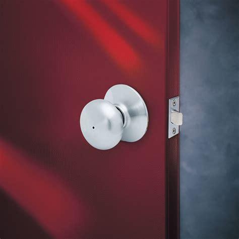 Schlage Glass Door Knobs Schlage Plymouth Privacy Door Knob Reviews Wayfair