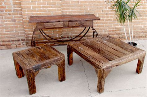 railroad tie console table 230 reclaimed teak forever yours furniture