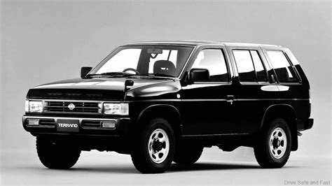 nissan terrano 1995 could the nissan terrano 4 215 4 suv return drive safe and fast