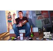 Fond Ecran Wallpaper Grand Theft Auto 5  JeuxVideofr