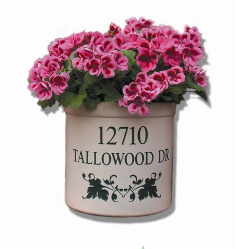 Personalized Planter by Pots And Planters Personalized Planters