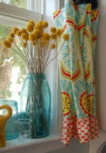 Tropical Kitchen Curtains Curtains For A Tropical Kitchen