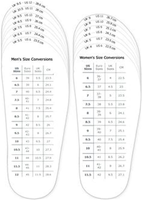 1000 images about sheets on shoe size chart vegan baking and charts