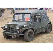 Unmutual Vehicle Guide  Mini Moke McGoohan/Portmeirion