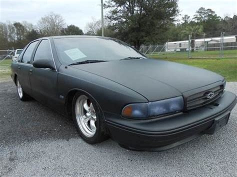 1998 impala ss for sale 1995 chevrolet impala for sale carsforsale