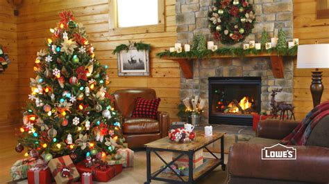 christmas outdoor decorations interior design styles and holiday lodge rustic woodland decorations youtube
