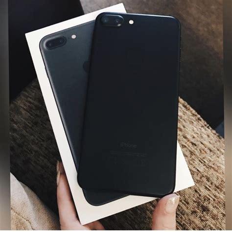 matte black iphone 7 plus apple my iphone 7 plus