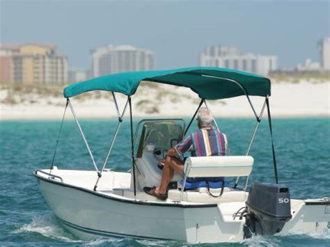 bimini for fishing boat bimini tops fishing boat photo album
