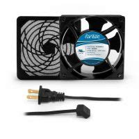 cabinet fans for electronics 120v cabinet cooling fan kits for electronics gardteconline
