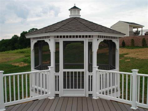 how to build a gazebo insider how to build a gazebo on a deck garden landscape