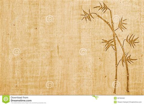 Paper From Bamboo - bamboo stock photography image 32763442