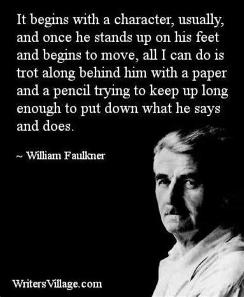 William Faulkner Essay by About William Faulkner Writing Quotes Quotesgram