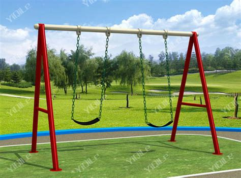 portable swing set best selling metal swing sets algam outdoor baby swing