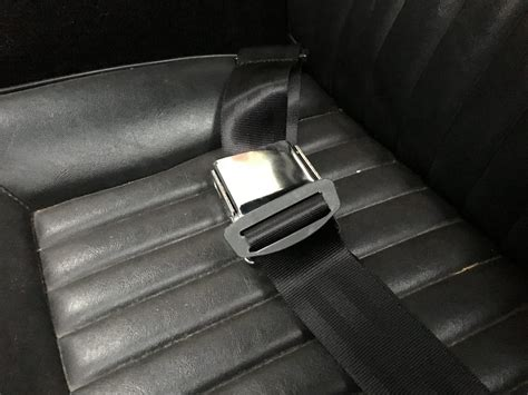 three point seat belts for classic cars fitting new 3 point seat belts to our triumph spitfire