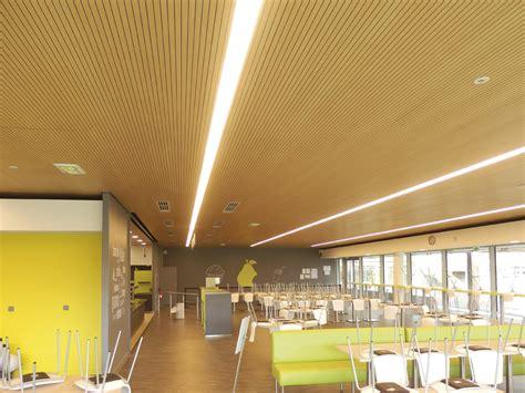 Plafond En Bois Brut by Reso Les Plafonds Bois