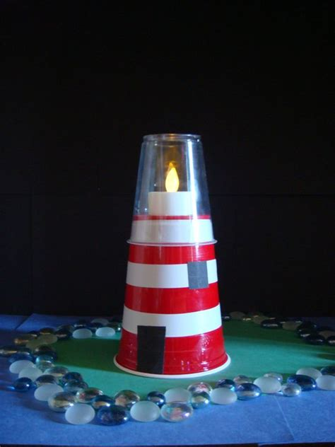 lighthouse craft project for so and crafts for on
