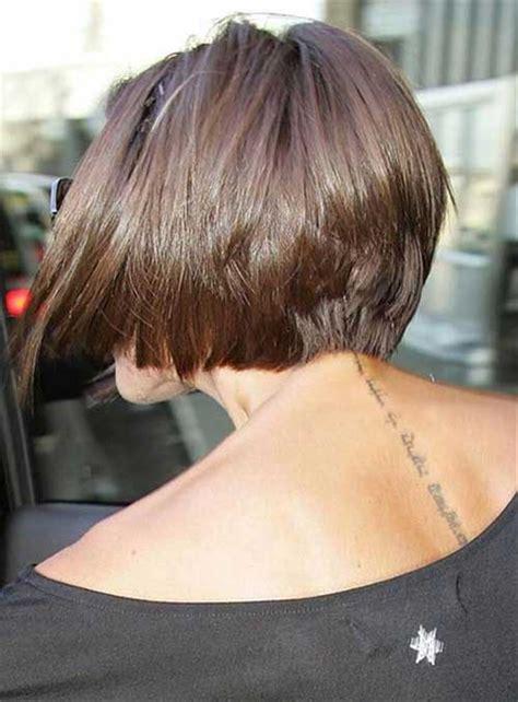 how to layer the back of a bob bob haircut layered back bob hairstyles 2015 short
